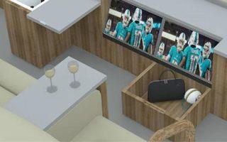 Miami: Fotele salonowe zastąpią zwykłe foteliki