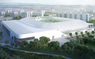 Nowy projekt: Haladás Stadion