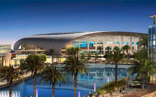 Los Angeles: Nowy stadion na 80 000 ruszy w tym roku?