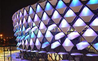 Stadion Roku 2014: Zobacz, jak lśnią najlepsze stadiony 2014