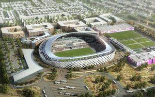 ZEA: Ruszyła budowa hotelu przy HBZ Stadium