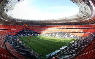 Donieck: Stadion Szachtara w dobrym stanie