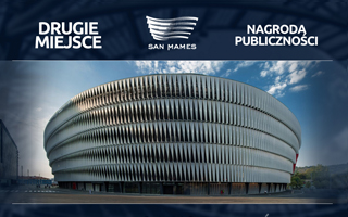 SR2014 Nagroda Publiczności: 2. San Mamés
