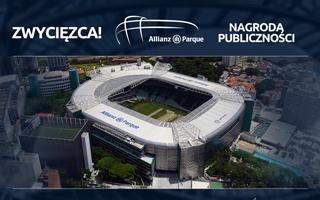 SR2014 Nagroda Publiczności: Stadion Roku – Allianz Parque!
