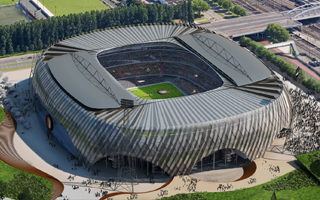 Rotterdam: Red De Kuip wciąż chce przebudować stadion