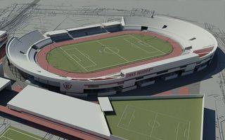 Rzeszów: Stadion Resovii musi być tańszy o połowę? Będzie cięcie projektu