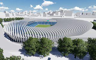 Zurych: A może taki stadion dla Grasshoppers?