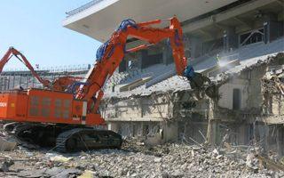 Nowa budowa: Koniec giganta w Tokio, czas na następcę