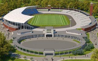 Nowy projekt: Zobacz Stadion Olimpijski 2017