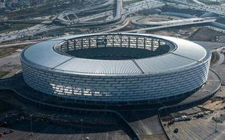 Azerbejdżan: Stadion Olimpijski w Baku gotowy