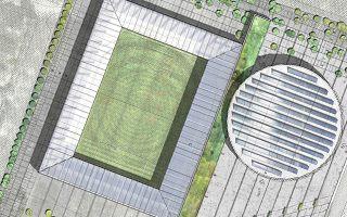 Radom: Stadion Radomiaka trzeba będzie obrócić?