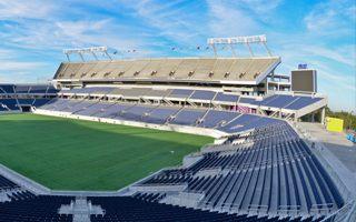 Nowy stadion: Orlando Citrus Bowl Stadium