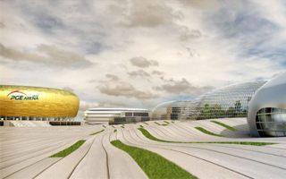 Gdańsk: Centrum rozrywki przy PGE Arenie w 2020?