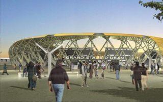 Nowy projekt: Stade Olympique d'Oran
