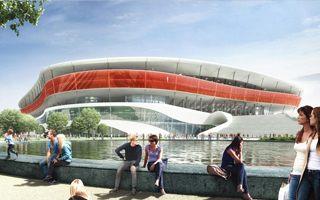 Belgia: Taki będzie narodowy stadion w Brukseli