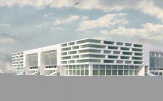 Nowy projekt: Stadion, który pomieści 150 mieszkań!