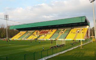Katowice: Wojewoda nieugięty, stadion GKS-u zamknięty