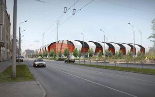 Nowy projekt: Stadion narodowy Łotwy od nowa