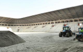 Tychy: Boisko Stadionu Miejskiego coraz bliżej