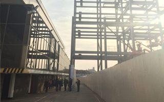 Nowa budowa: Zobacz, jak rośnie Anfield