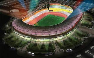 Nowy projekt: Drugi stadion w Dżuddzie