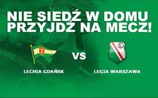 Gdańsk: Lechia mobilizuje kibiców przed meczem z Legią