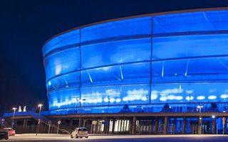 Wrocław: Stadion Wrocław znów niebieski – dla kogo tym razem?