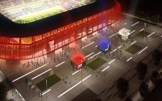 Zabrze: Mostostal GPBP wykona plac wschodni stadionu Górnika