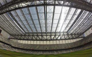 Kurytyba: Pierwszy mecz w Brazylii pod zamkniętym dachem za nami
