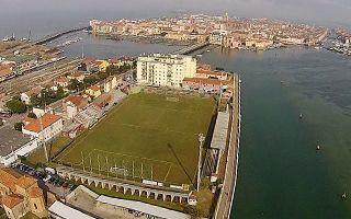Nowe stadiony: Wenecja, Ferrara, Chioggia