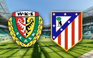 Wrocław: Śląsk latem przeciwko Atletico?