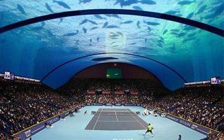 Innowacje: Stadion sportowy na dnie morza?