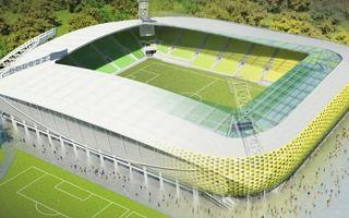 Katowice: Miasto przerywa milczenie, stadion na 12 tysięcy