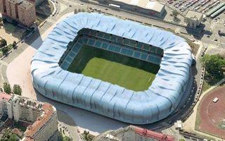 Nowy projekt: Stadion jak atlantyckie algi?