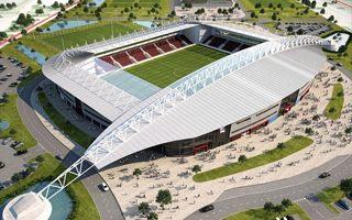 Anglia: Stadion Scunthorpe United zatwierdzony