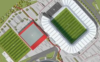 Łódź: Boiska czy parkingi przy stadionie ŁKS?