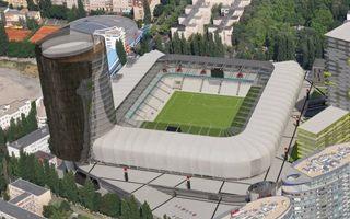Bratysława: Uda się dokończyć narodowy stadion Słowacji?