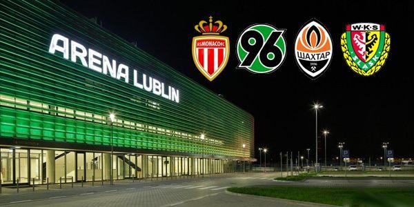 Lublin: Wielkie marki na Arenie już w lipcu