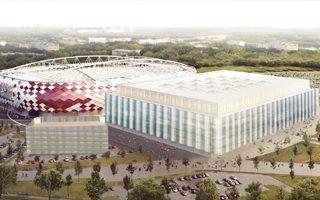 Moskwa: Spartak postawi drugi stadion obok Otkritie Areny