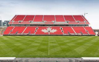 Toronto: Rozbudowa BMO Field zakończona