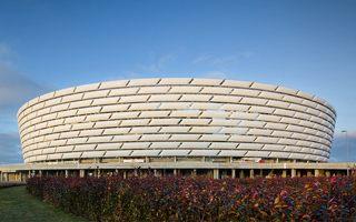 Baku: Pierwszy test Olimpijskiego przed otwarciem