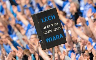 Poznań: Lech walczy o 160 tysięcy widzów!