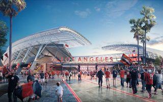 Nowy projekt: Drugi piłkarski stadion w Los Angeles?
