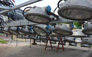 Grudziądz: Ruszył montaż oświetlenia dla Olimpii