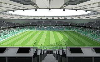Rosja: Uda się dokończyć stadion Krasnodaru w 2015?