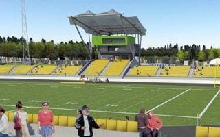 Nowy projekt: Stadion na poznańskim Golęcinie wraca do życia
