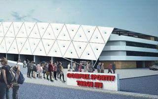 Nowy projekt: Stadion karpackich Pandurów od nowa