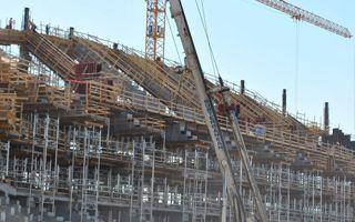 Nowa budowa: Tak powstaje Mosaic Stadium