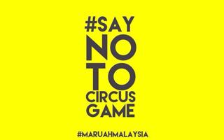 """Malezja: Nie dla """"cyrkowych meczów"""""""