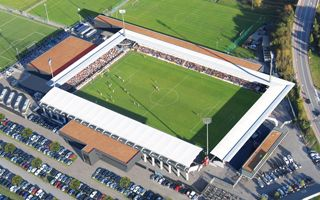 Austria: Altach rozbuduje stadion latem